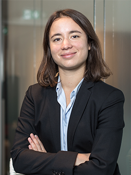 AURELIE  NICOLAS - Investment Director